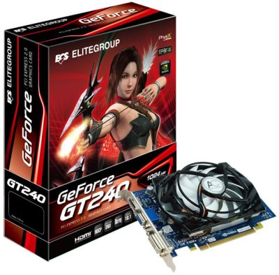 ECS GeForce GT 240