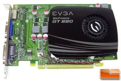 EVGA GeForce GT 220