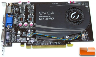 EVGA GeForce GT 240 SuperClocked