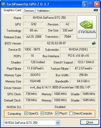 GPU-Z 0.3.7