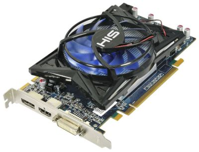 HIS Radeon HD 5750 iCooler IV