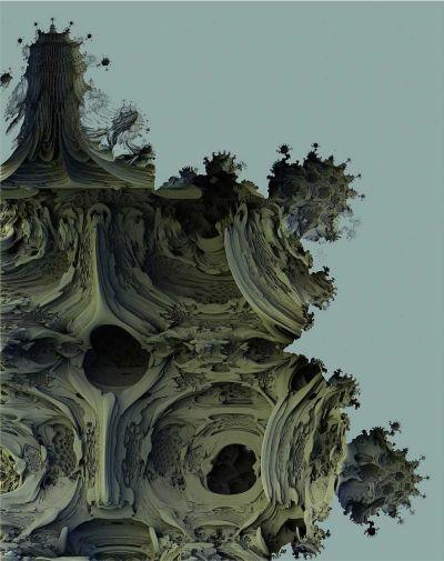 3D Mandelbrot Fractal