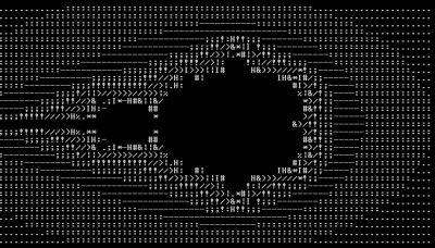 Mandelbrot Set ASCII
