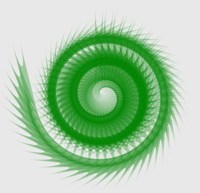NodeBox 2 - rect spiral