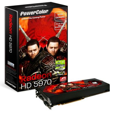 Powercolor Radeon HD 5970