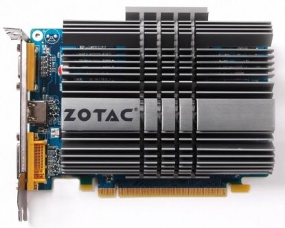 Zotac GeForce GT 240 ZONE