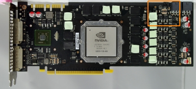 GeForce GTX 275 PCB