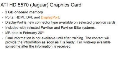 ATI Radeon HD 5350