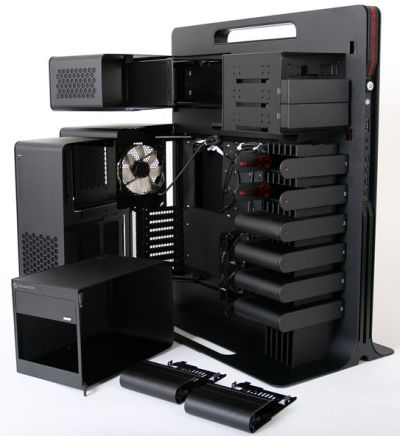 Thermaltake Level 10 gaming Tower
