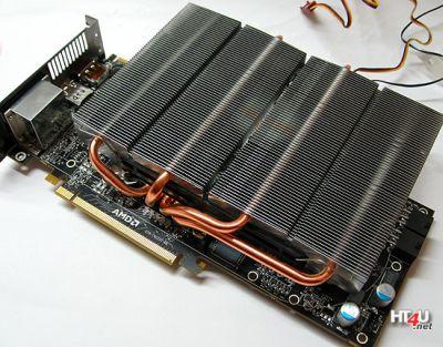 VGA Cooler: Scythe Setsugen + Radeon HD 5870