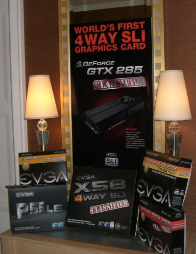 EVGA X58 4 Way SLI Classified