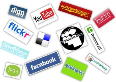 Sites sociaux - SocialLua