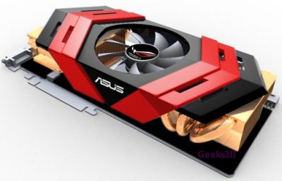ASUS HD 5970 ARES