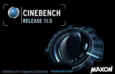 CINEBENCH R11.5