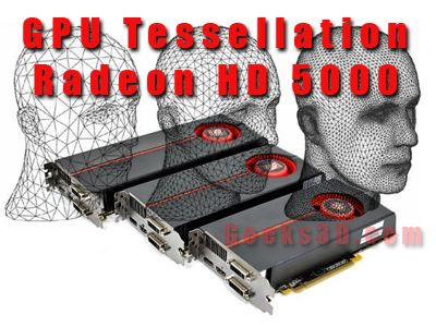 GPU Tessellation on Radeon