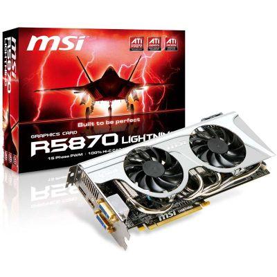 MSI R5870 Lightning