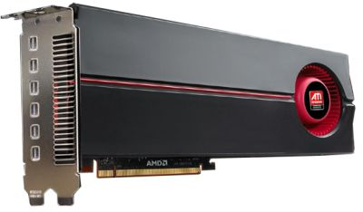 Radeon HD 5870 with 6 display ports
