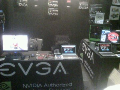 EVGA Atifact Scanner