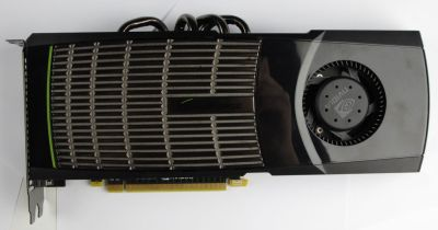 GeForce GTX 480 Disassembled
