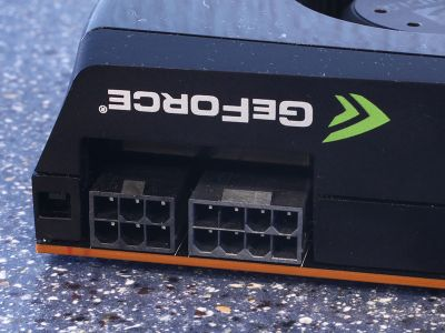 GeForce GTX 480 - PCI-Express power connectors