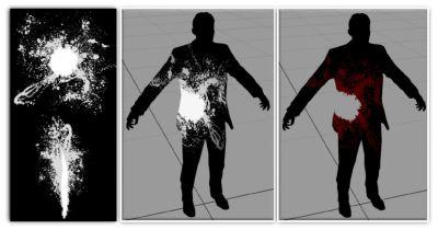 Left 4 Dead 2 - Wound textures