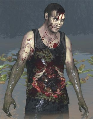 Left 4 Dead 2 - Abdominal wounds