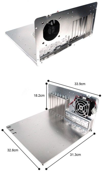 Lian Li removable motherboard tray