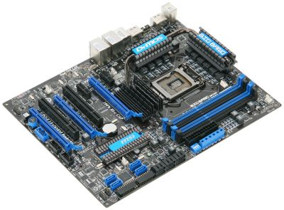 MSI Big Bang Fuzion motherboard