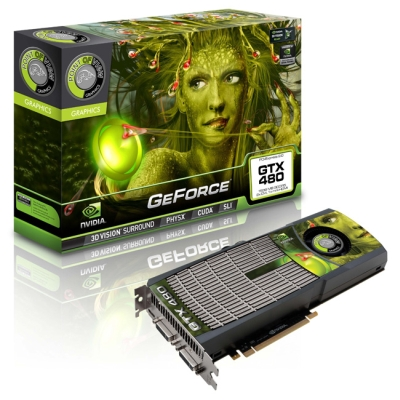 Point of View GeForce GTX 480