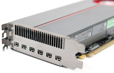 ATI Radeon HD 5870 Eyefinity 6 Edition