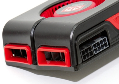 Radeon HD 5870 Eyefinity 6 - Power connectors