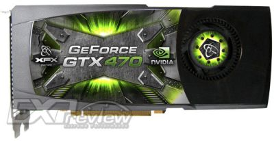 XFX GeForce GTX 470