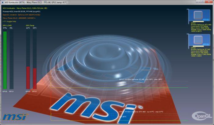 MSI Kombustor v2.5