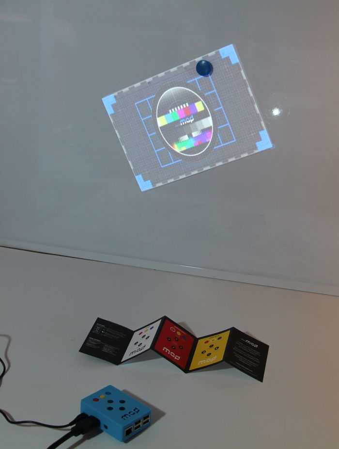 MiniMAD - video mapping tool
