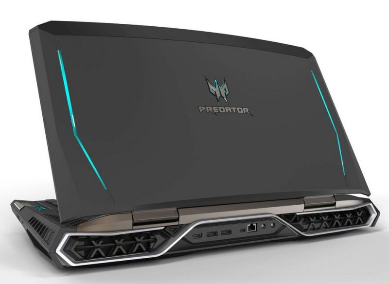 acer predator 21x gaming notebook curved 21 inch display dual gtx