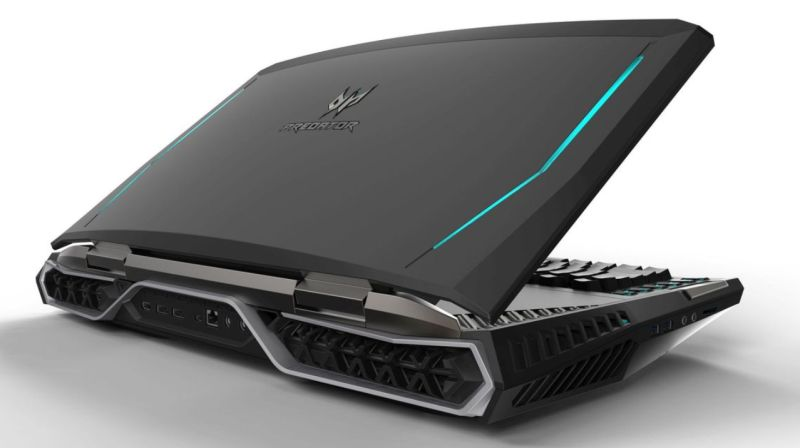 Acer Predator 21X Gaming Notebook