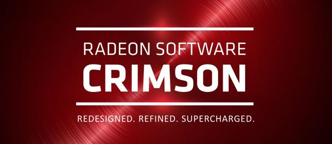 AMD Crimson logo