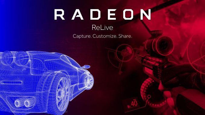 AMD Crimson ReLive Edition