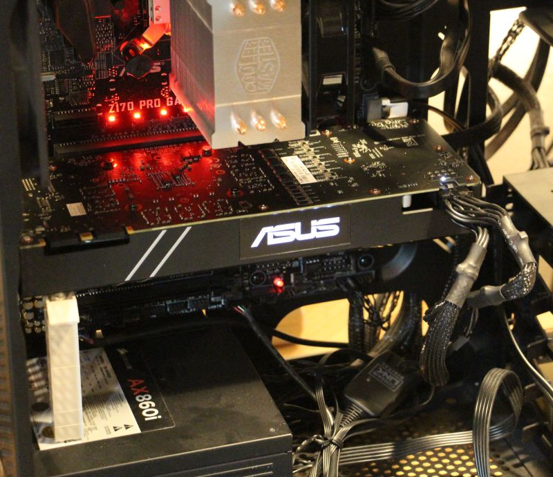 ASUS GeForce GTX 1080 TURBO Review | Geeks3D