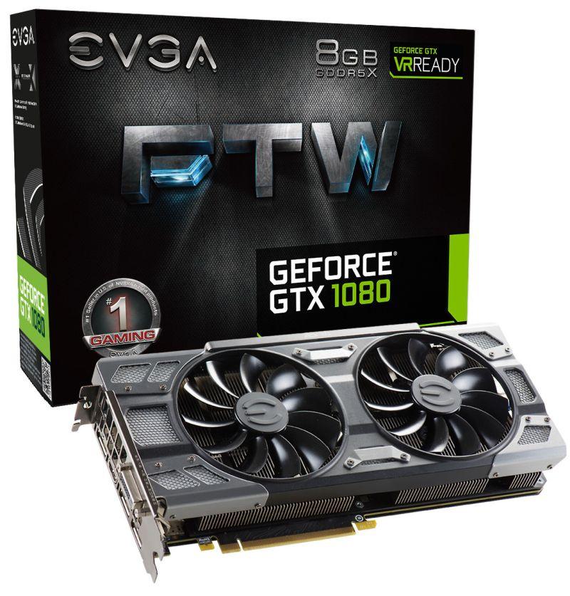 EVGA GTX 1080 FTW