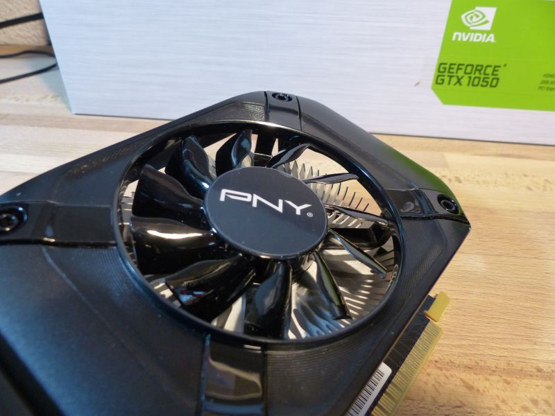 PNY GeForce GTX 1050