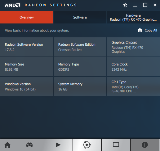 AMD Crimson ReLive 17 3 2 Graphics Driver Released with RX