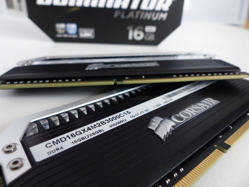 Corsair Dominator Platinum - 16GB DDR4