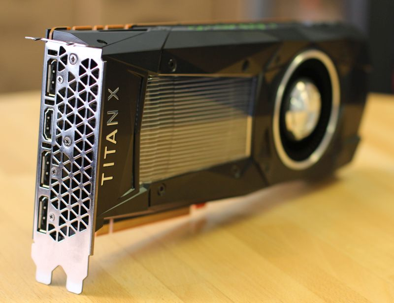 NVIDIA TITAN Xp vs TITAN X