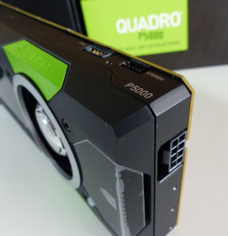 PNY Quadro P5000
