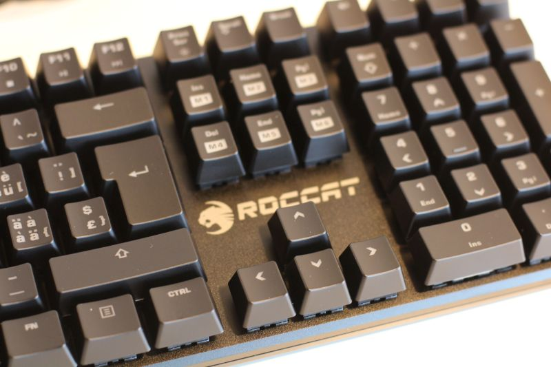 Roccat Suora: Frameless Mechanical Gaming Keyboard