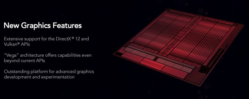 Radeon RX Vega 64 new features