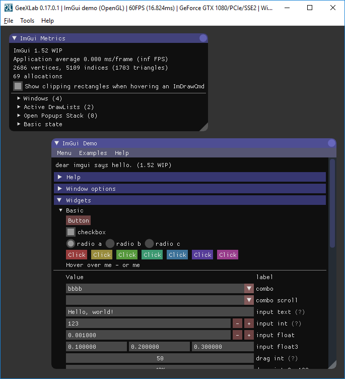 how to build a rest interface