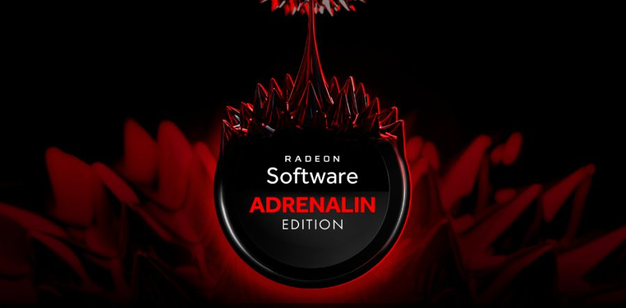 AMD Radeon Software Adrenalin logo