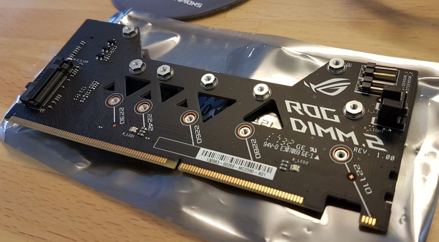 ASUS Rampage VI Extreme Gaming Motherboard
